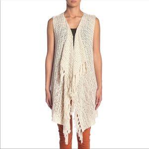 Knit vest NEW